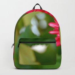 belizean flower Backpack