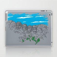 Presidents on a Mountain Laptop & iPad Skin