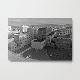 Model City Metal Print