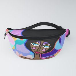 Tropical Beauty Fanny Pack