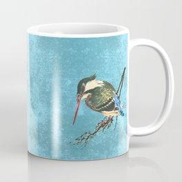 Watching the river Coffee Mug