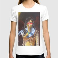 pocahontas T-shirts featuring pocahontas by marmaseo