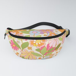 Nostalgia in the garden Fanny Pack
