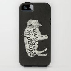 Stand Firm Tough Case iPhone (5, 5s)