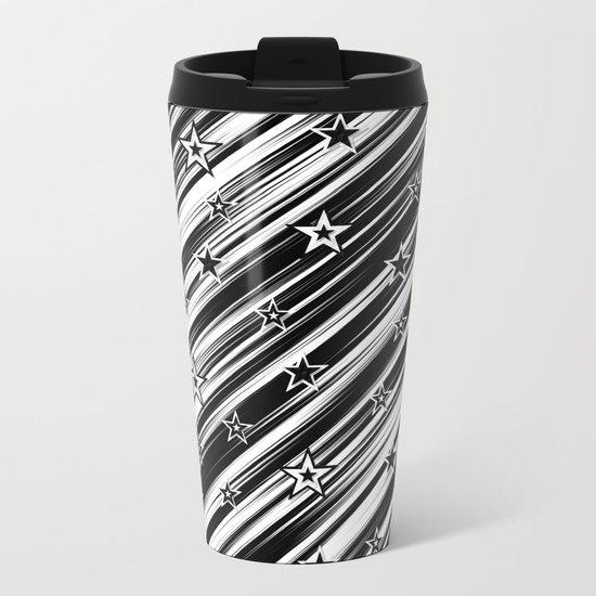 Star Struck! Metal Travel Mug