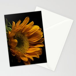 Sunflower Bloom Stationery Cards