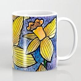 Spring Daffodils Coffee Mug