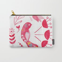 Bird of Hope Carry-All Pouch