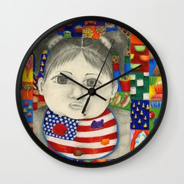 I Like Candy Wall Clock