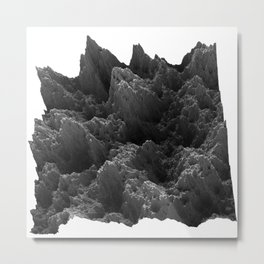 Black Lust Metal Print
