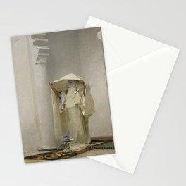 John Singer Sargent - Fumée d'Ambre Gris (Smoke of Ambergris) Stationery Cards