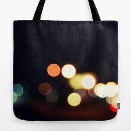 night circles Tote Bag