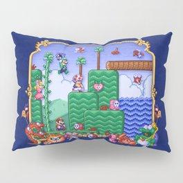 Mario Super Bros, Too Pillow Sham