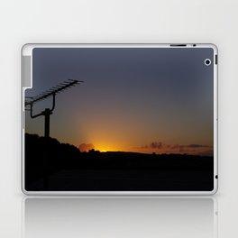 Sunset in Hayle, Cornwall. Laptop & iPad Skin