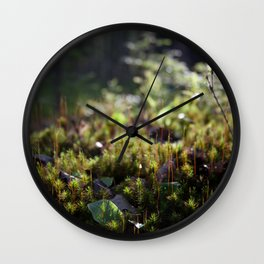 Greenlife Wall Clock