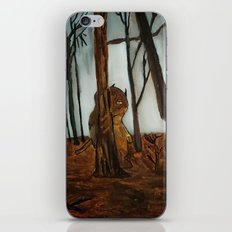 the wild unknown  iPhone & iPod Skin