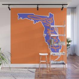 Florida Gators  Wall Mural