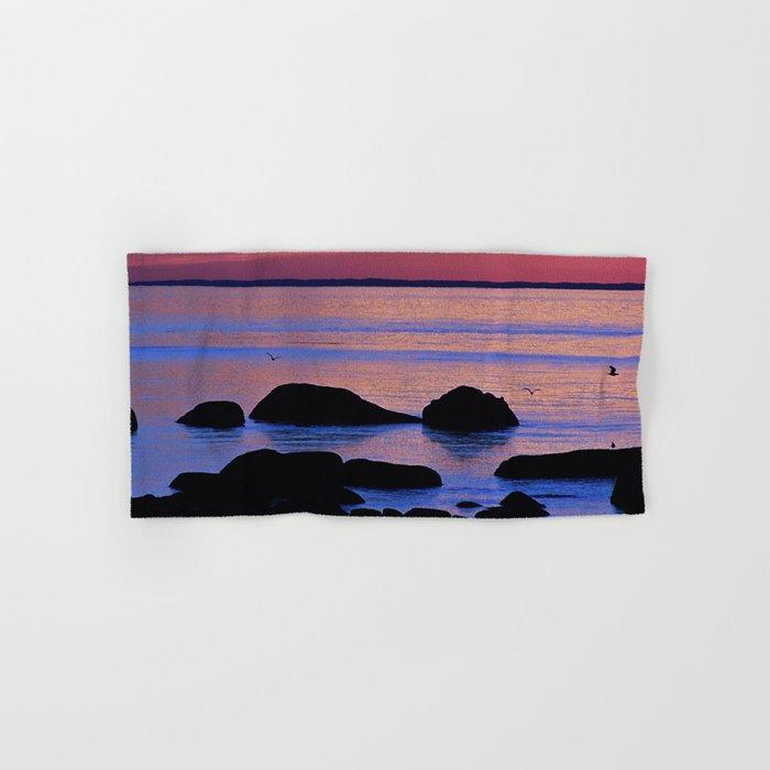 Nature's Evening Kiss Hand & Bath Towel