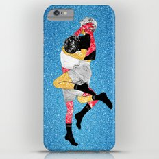 Glitter Fight Slim Case iPhone 6 Plus