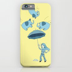 Braving the Elephants. iPhone 6s Slim Case