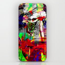 Forgotten iPhone Skin
