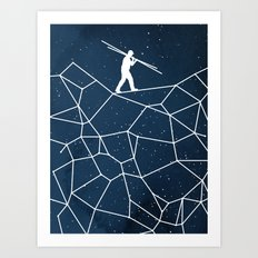 Constellate Art Print