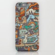 Punky Redux Slim Case iPhone 6s