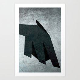 644 Art Print