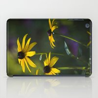 daisies iPad Cases featuring Daisies by Christina Rollo