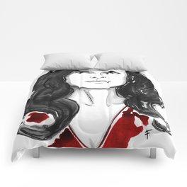 Alana Bloom - Hannibal Tryptch Comforters