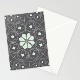 Tudor grays Stationery Cards