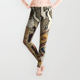 A la Place Clichy Leggings