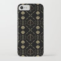 ace attorney iPhone & iPod Cases featuring Ace by October's Very Own