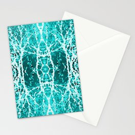 Knox Teal Stationery Cards
