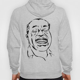 Face Louis Armstrong Hoody