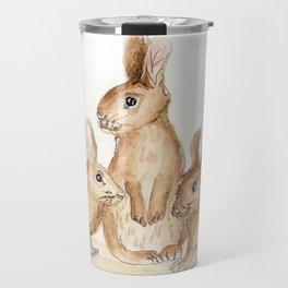Bunny Friends Travel Mug