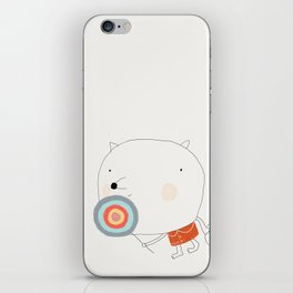 My pet iPhone Skin