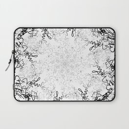 Synesthesia: Bad at Love (Halsey) Laptop Sleeve