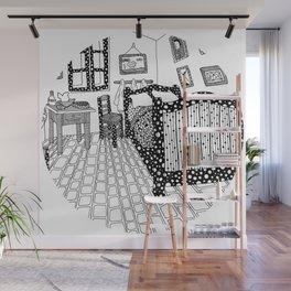 Van Gogh - The bedroom Wall Mural