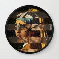 van Wall Clocks featuring Dürer van Meer by Marko Köppe