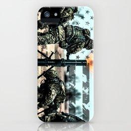 Mortar Fire iPhone Case