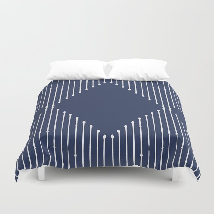 Geo (Navy) Bettbezug