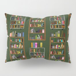 For The Love Of Books Pillow Sham