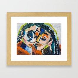 Don`t Cry Framed Art Print
