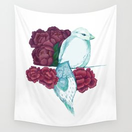 Little Birdie Wall Tapestry