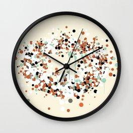 spheres 1 Wall Clock