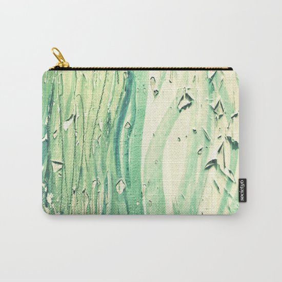 Old Wood 02 Carry-All Pouch