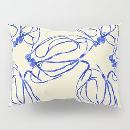 Seaweed Abstract Pillow Sham