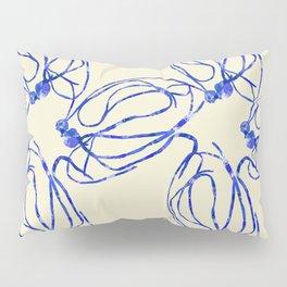 Seaweed Abstract Pillow Sham