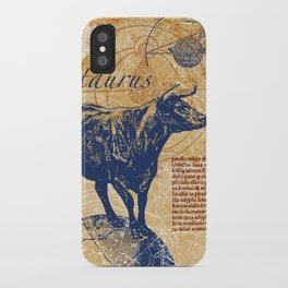 taurus | stier iPhone Case